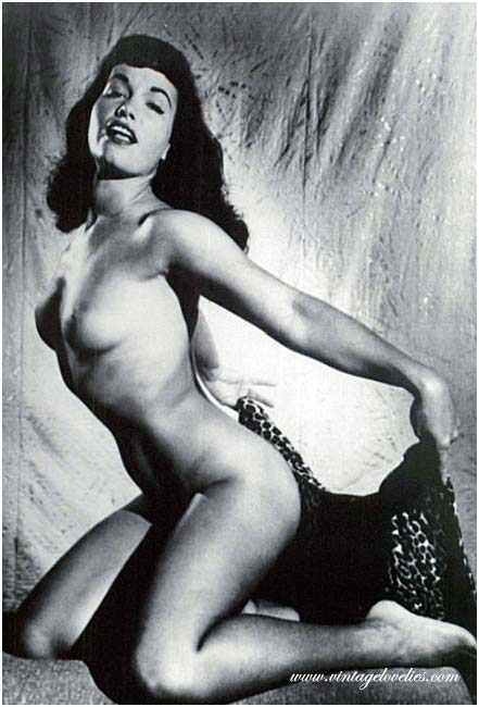 Bettie page fucked