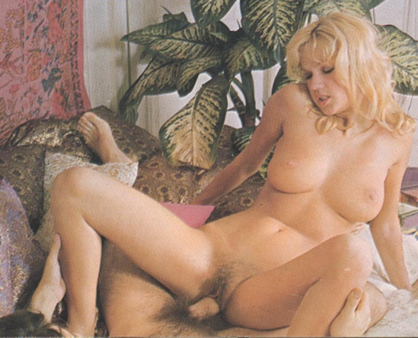 French porn star Brigitte Lahaie enjoys sucking and ...